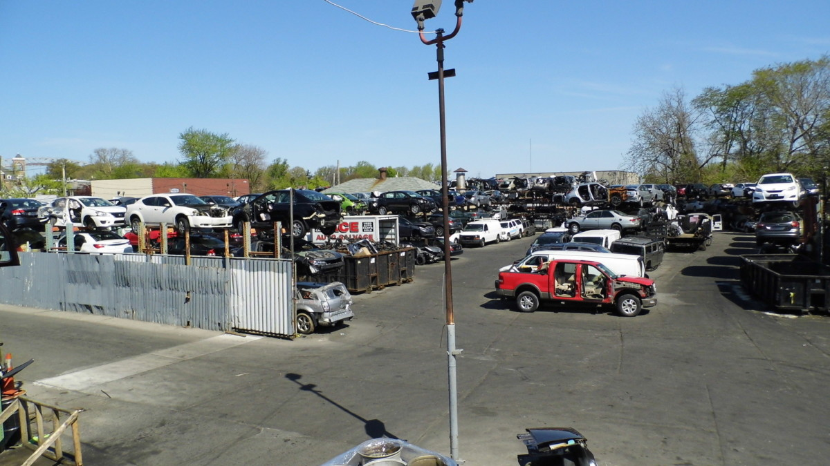 Auto salvage yard parts request form 14