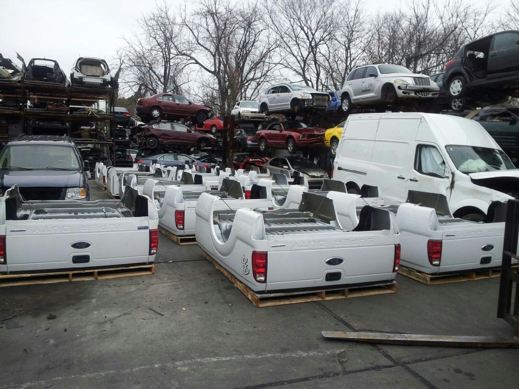 New Take Off Truck Beds Ace Auto Salvage