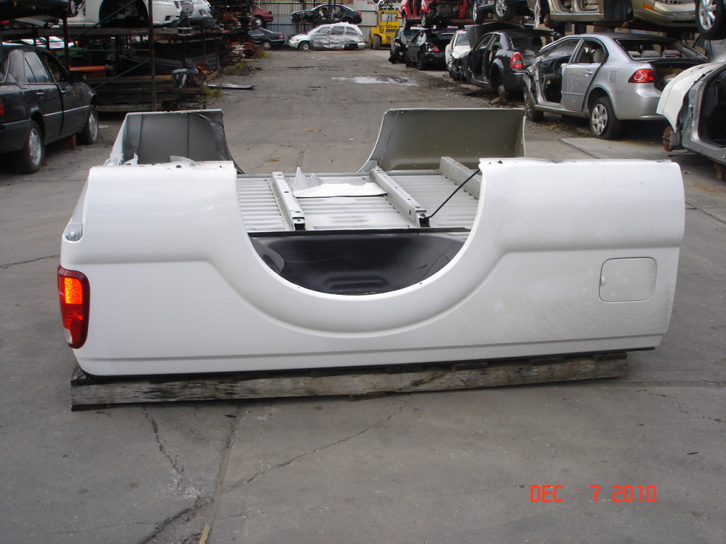 Ace Auto Salvage >> New Take Off Truck Beds - Ace Auto Salvage